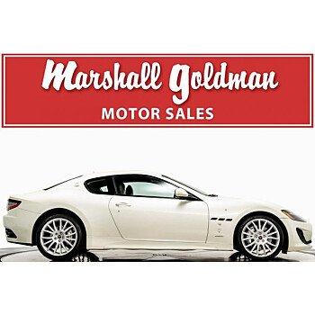 2013 Maserati GranTurismo Coupe for sale 101204122