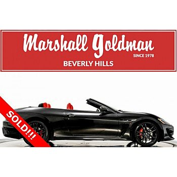 2013 Maserati GranTurismo Sport Convertible for sale 101219316