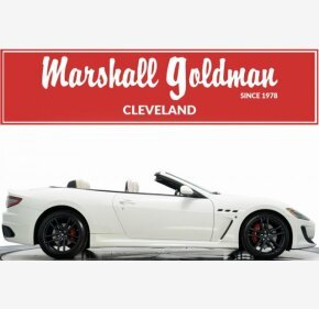 2013 Maserati GranTurismo Sport Convertible for sale 101270936