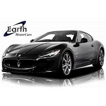 2013 Maserati GranTurismo Coupe for sale 101300160