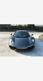 2013 McLaren MP4-12C Spider for sale 101157938