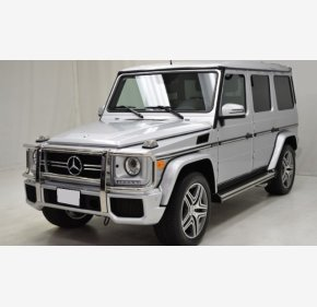 2013 Mercedes-Benz G63 AMG 4MATIC for sale 101107495