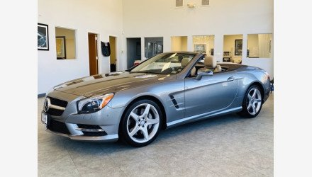 2013 Mercedes-Benz SL550 for sale 101466954