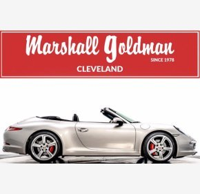 2013 Porsche 911 Carrera S Cabriolet for sale 101492525