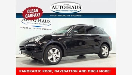 2013 Porsche Cayenne Diesel for sale 101112976