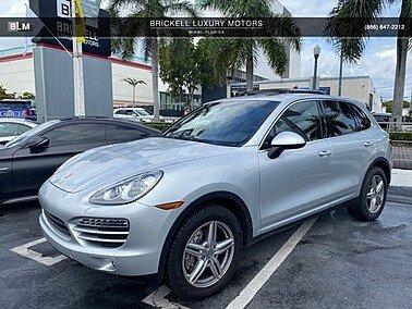 2013 Porsche Cayenne for sale 101412697