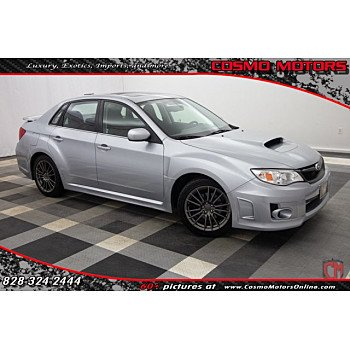 2013 Subaru Impreza WRX Sedan for sale 101231252