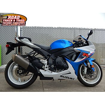 2013 Suzuki GSX-R600 for sale 200709232