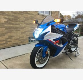2013 Suzuki GSX-R600 for sale 200575521
