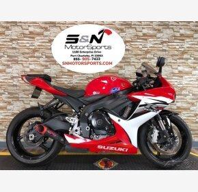 2013 Suzuki GSX-R600 for sale 200646420