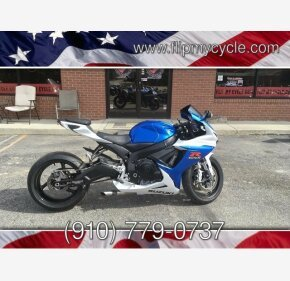 2013 Suzuki GSX-R600 for sale 200698547