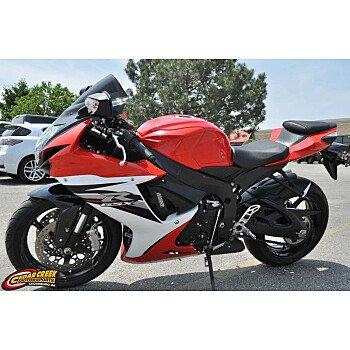 2013 Suzuki GSX-R600 for sale 200739896