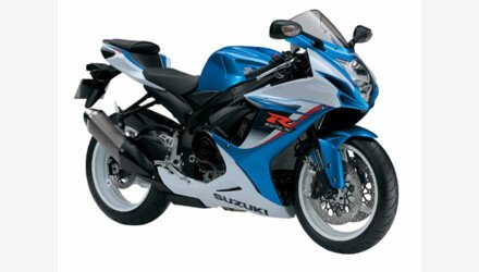 2013 Suzuki GSX-R600 for sale 200922482