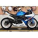 2013 Suzuki GSX-R600 for sale 201084078