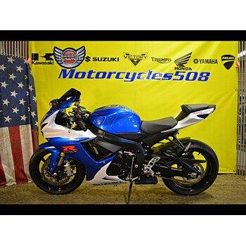 2013 Suzuki GSX-R750 for sale 200788469