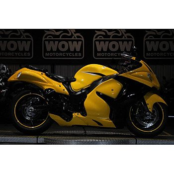 2013 Suzuki Hayabusa for sale 200591535