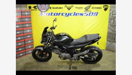 2013 Suzuki SFV650 for sale 200677725