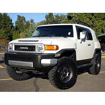 2013 Toyota FJ Cruiser 4WD for sale 101030602