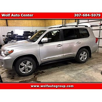 2013 Toyota Land Cruiser for sale 101460629