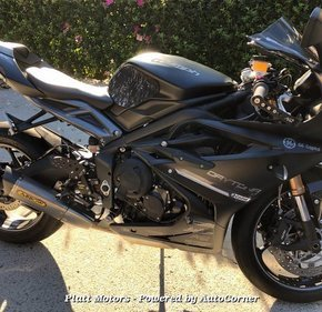 2013 Triumph Daytona 675 Jason DiSalvo Limited Edition for sale 200997837