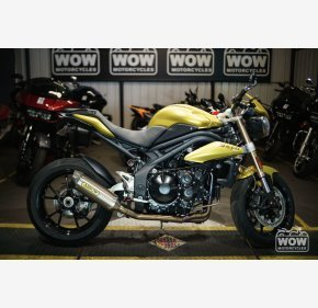 2013 Triumph Speed Triple for sale 201011648