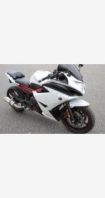 2013 Yamaha FZ6R for sale 200684990