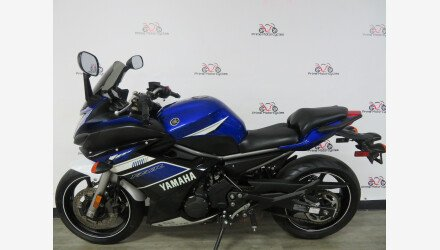 2013 Yamaha FZ6R for sale 201001963