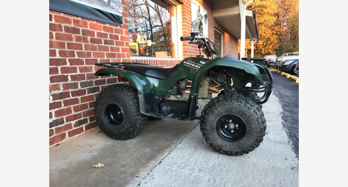 2013 Yamaha Grizzly 125 for sale 200663922