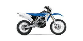 2013 Yamaha WR200 450F specifications