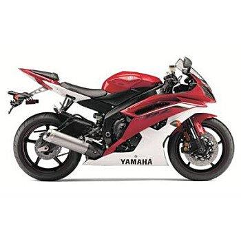 2013 Yamaha YZF-R6 for sale 200720729