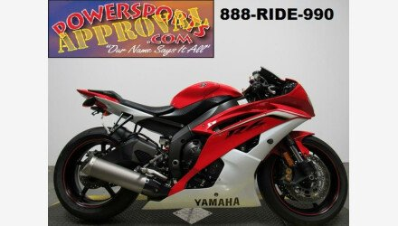 2013 Yamaha YZF-R6 for sale 200692083
