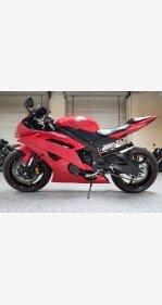 2013 Yamaha YZF-R6 for sale 200707159