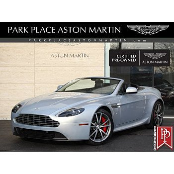 2014 Aston Martin V8 Vantage Roadster for sale 101065488