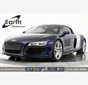 2014 Audi R8 V8 Coupe for sale 101219240