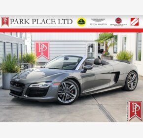 2014 Audi R8 V10 Spyder for sale 101367926
