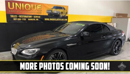 2014 BMW 650i Convertible for sale 101490111