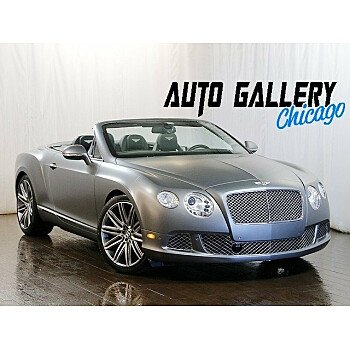 2014 Bentley Continental GTC Speed Convertible for sale 101313604