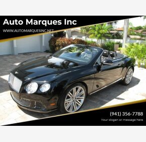 2014 Bentley Continental for sale 101380203