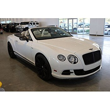 2014 Bentley Continental for sale 101444149