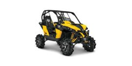 2014 Can-Am Maverick 800 1000 X mr specifications
