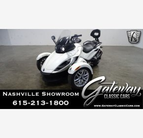 2014 Can-Am Spyder RS for sale 200925103