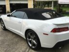 2014 Chevrolet Camaro SS Convertible for sale 100776964