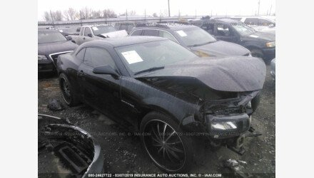 2014 Chevrolet Camaro LT Coupe for sale 101104697