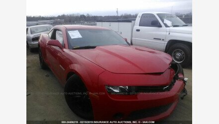2014 Chevrolet Camaro LT Coupe for sale 101108465