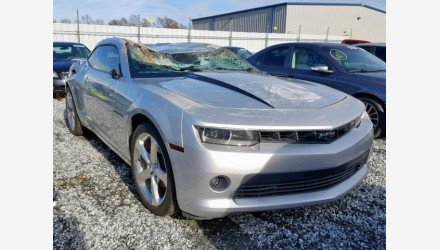 2014 Chevrolet Camaro LT Coupe for sale 101109310