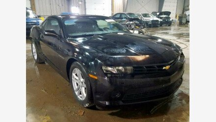 2014 Chevrolet Camaro LS Coupe for sale 101110822
