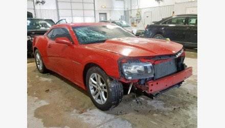 2014 Chevrolet Camaro LT Coupe for sale 101111456