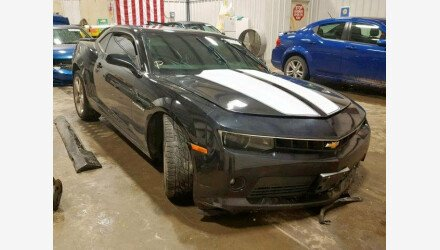 2014 Chevrolet Camaro LT Coupe for sale 101112176