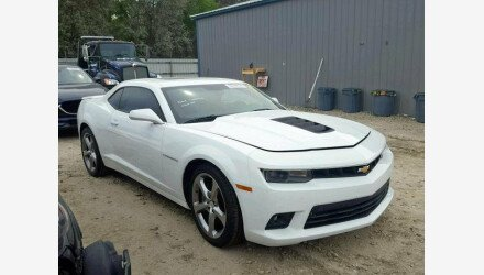 2014 Chevrolet Camaro SS Coupe for sale 101127679