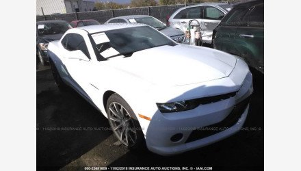 2014 Chevrolet Camaro LS Coupe for sale 101127862